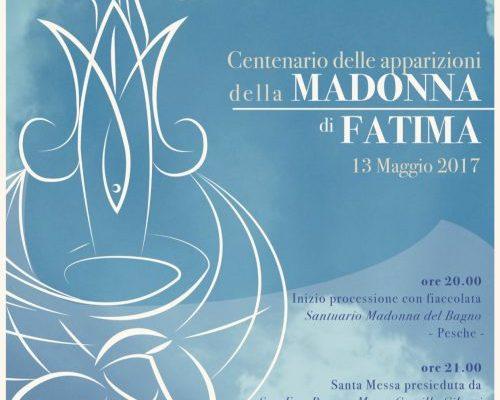 Fiaccolata Madonna Fatima