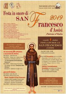 Festa San Francesco2019